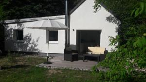 Cottage am Wald bei Berlin