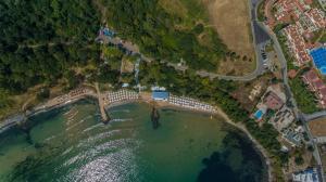 Flores Garden Beach Residence, Apartmány  Černomorec - big - 26