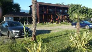 BLACK-HOUSE, Penzióny  Picunda - big - 36