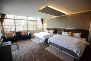 The Tiles Garden Yilan B&B, Homestays  Dongshan - big - 44