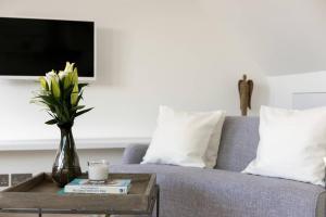 Luxury Top Floor Home In West Kensington W/Terrace, Ferienwohnungen  London - big - 16