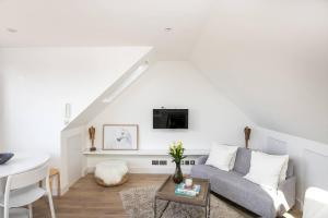 Luxury Top Floor Home In West Kensington W/Terrace, Ferienwohnungen  London - big - 34