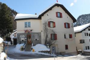 Hotel-Pension Hauser - Berninahäuser
