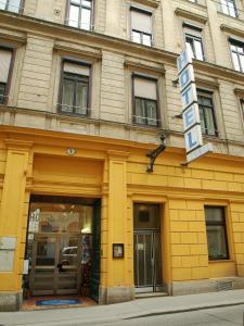 Hotel Admiral, Hotely - Vídeň