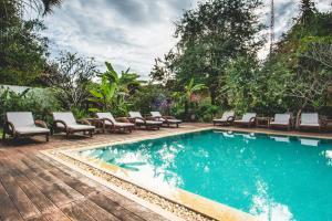 Terres Rouges Lodge, Hotels  Banlung - big - 64