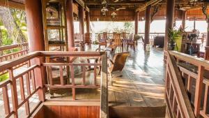 Terres Rouges Lodge, Szállodák  Banlung - big - 87
