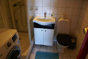Solferie Holiday Home- Gullveien, Апартаменты  Кристиансанн - big - 36