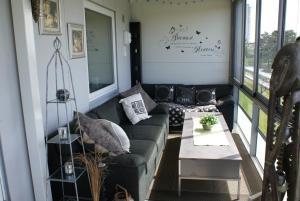 Solferie Holiday Home- Gullveien, Апартаменты  Кристиансанн - big - 55