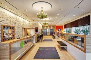H+ Hotel Salzburg, Отели  Зальцбург - big - 11