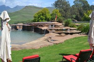 First Group Bushman's Nek, Rezorty  Drakensberg Garden - big - 85