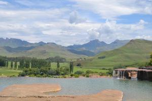 First Group Bushman's Nek, Rezorty  Drakensberg Garden - big - 118