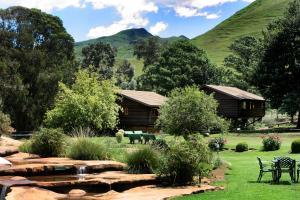 First Group Bushman's Nek, Rezorty  Drakensberg Garden - big - 102