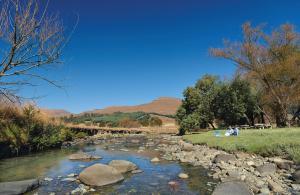 First Group Bushman's Nek, Rezorty  Drakensberg Garden - big - 144