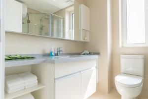 WeiHai Emily Seaview Holiday Apartment International Bathing Beach, Ferienwohnungen  Weihai - big - 67