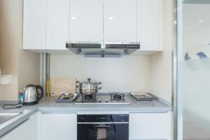 WeiHai Emily Seaview Holiday Apartment International Bathing Beach, Ferienwohnungen  Weihai - big - 68