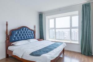 WeiHai Emily Seaview Holiday Apartment International Bathing Beach, Ferienwohnungen  Weihai - big - 73