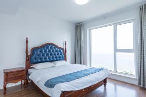 WeiHai Emily Seaview Holiday Apartment International Bathing Beach, Ferienwohnungen  Weihai - big - 75