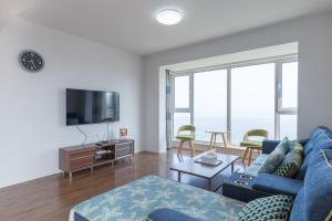WeiHai Emily Seaview Holiday Apartment International Bathing Beach, Ferienwohnungen  Weihai - big - 81
