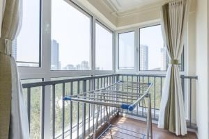 WeiHai Emily Seaview Holiday Apartment International Bathing Beach, Ferienwohnungen  Weihai - big - 52
