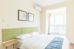 WeiHai Emily Seaview Holiday Apartment International Bathing Beach, Ferienwohnungen  Weihai - big - 54