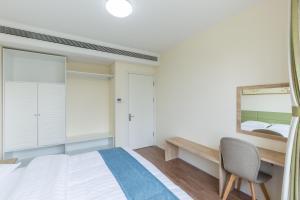 WeiHai Emily Seaview Holiday Apartment International Bathing Beach, Ferienwohnungen  Weihai - big - 55