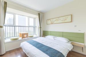 WeiHai Emily Seaview Holiday Apartment International Bathing Beach, Ferienwohnungen  Weihai - big - 57