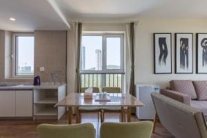 WeiHai Emily Seaview Holiday Apartment International Bathing Beach, Ferienwohnungen  Weihai - big - 60