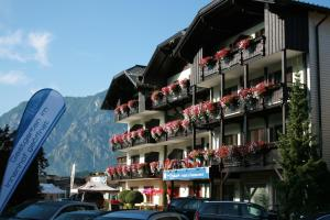 Hotel Hotel Lindwurm Bad Goisern Rakousko