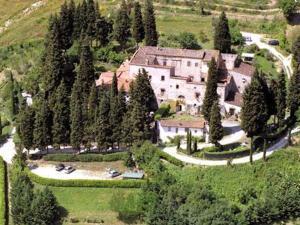 Fattoria Settemerli, Фермерские дома  Флоренция - big - 48