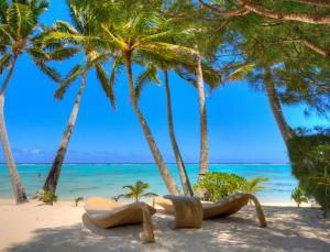 Little Polynesian Resort, Resorts  Rarotonga - big - 39
