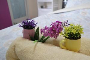 4 seasons mini house, Resort  Nakhon Si Thammarat - big - 21