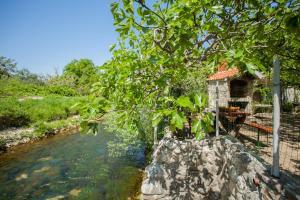 House next to the river Miro, 21251 Žrnovnica