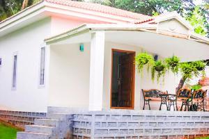1-BR cottage in Banjara Hills, Hyderabad, by GuestHouser 4595, Nyaralók  Haidarábád - big - 32