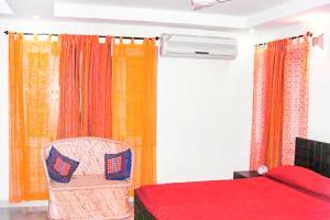 1-BR cottage in Banjara Hills, Hyderabad, by GuestHouser 4595, Nyaralók  Haidarábád - big - 37