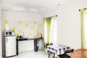 1-BR cottage in Banjara Hills, Hyderabad, by GuestHouser 4595, Nyaralók  Haidarábád - big - 39