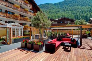 Hotel Couronne Superior, Hotel  Zermatt - big - 86