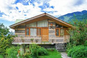 1 BR cottage in Old Manali, by GuestHouser 7656