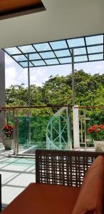 obrázek - Patong magnifique duplex 120m2 calme avec piscine