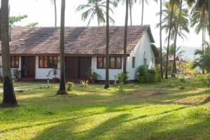 1 BHK Villa in Ashvem, by GuestHouser (B186)