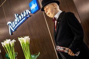 Radisson Blu Béke Hotel, Budapest (20 of 51)