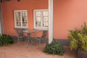 Urlaub im Fachwerk - Klink, Appartamenti  Quedlinburg - big - 65
