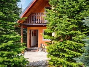 Secluded holiday home, Case vacanze  Darłowo - big - 1
