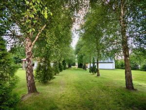 Secluded holiday home, Nyaralók  Darłowo - big - 28