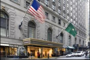 The Roosevelt Hotel - New York