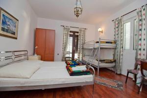 Vila Skocidjevojka, Apartmanok  Petrovac na Moru - big - 127