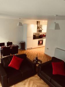Gunwharf modern Apartment