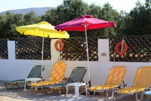 Alex Apartments, Aparthotels  Hersonissos - big - 54