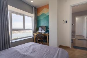 Stunning view Apartment, Apartmány  Danang - big - 107