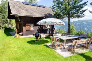 Neuwirth Hütte, Дома для отпуска  Гнезау - big - 21