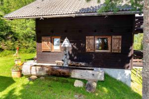 Neuwirth Hütte, Holiday homes  Haidenbach - big - 12